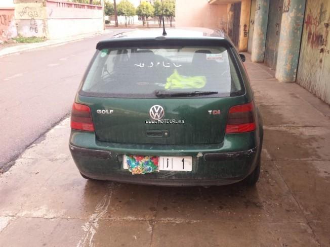 Voiture au Maroc VOLKSWAGEN Golf 4 - 111005