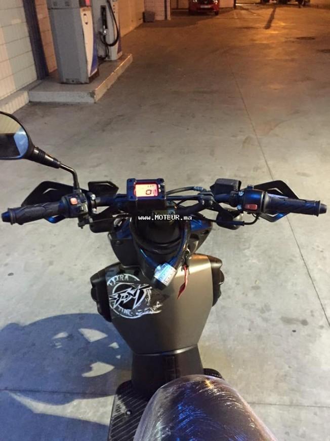 Moto au Maroc MBK Stunt - 133328