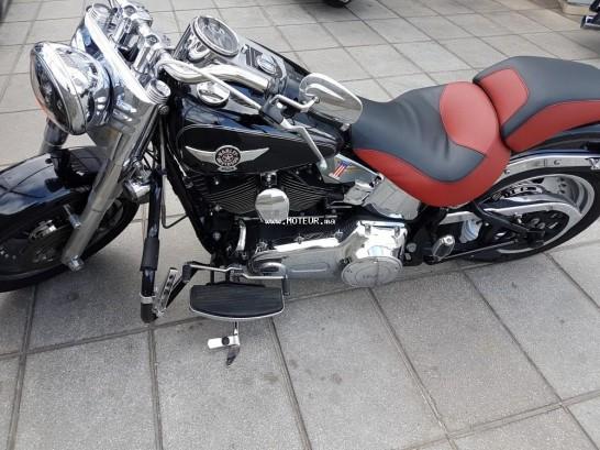 Moto au Maroc HARLEY-DAVIDSON Fat boy 103 - 133134