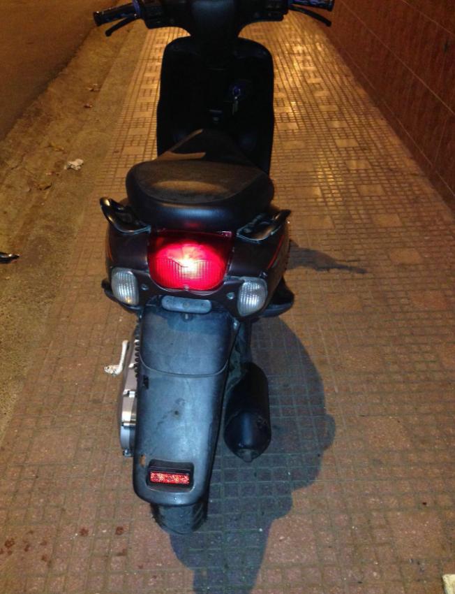 Moto au Maroc MBK Ovetto - 132766