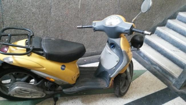 دراجة نارية في المغرب بياججيو ليبيرتي 50 - 133955