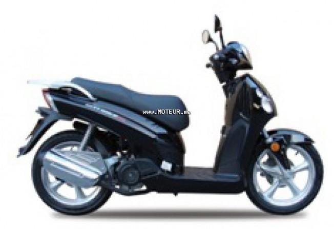 Moto au Maroc DOCKER Matrix 125 - 133040