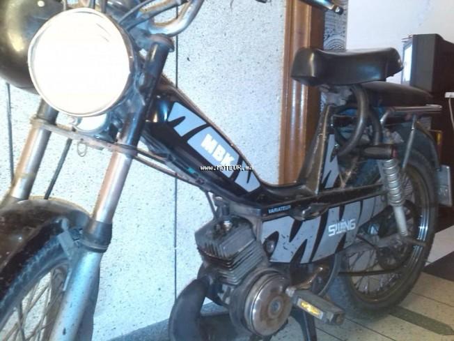 Moto au Maroc MBK Swing - 133825