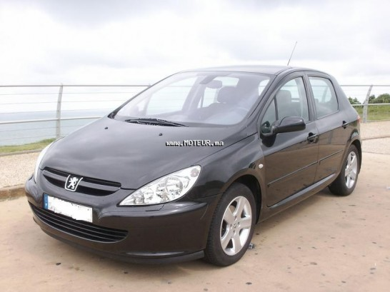 peugeot 307 1 4 hdi 2003 diesel 32155 vendre casablanca. Black Bedroom Furniture Sets. Home Design Ideas