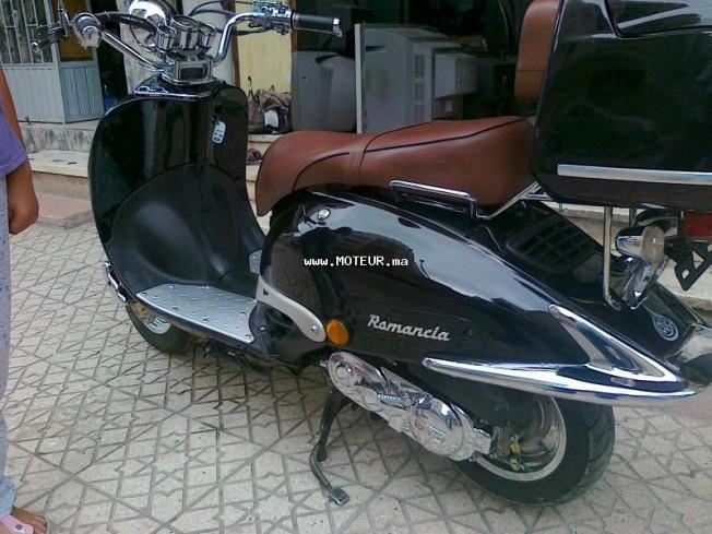 دراجة نارية في المغرب ليبيرتي رومانسيا 50cc - 126674