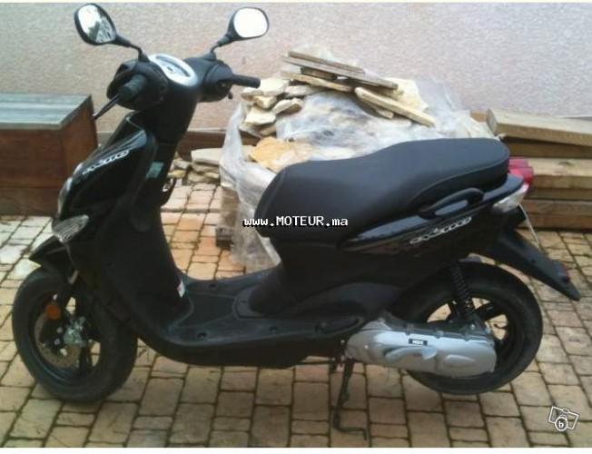 Moto au Maroc MBK Ovetto 2013 - 128669