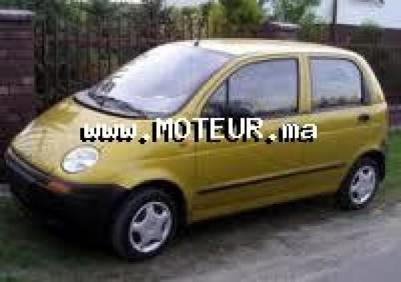 daewoo matiz 2000 essence 29553 occasion casablanca maroc. Black Bedroom Furniture Sets. Home Design Ideas