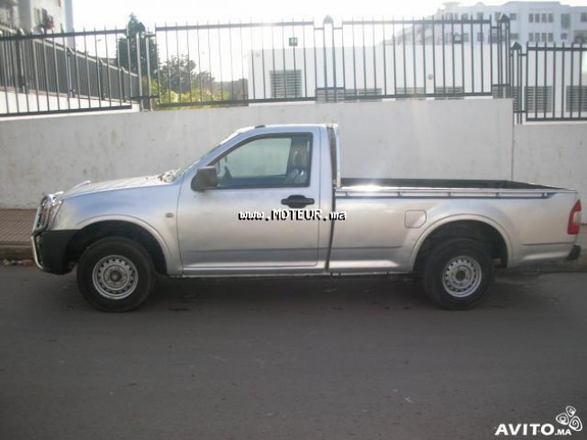 isuzu d max 2 5 turbo 2011 diesel 45938 occasion beni. Black Bedroom Furniture Sets. Home Design Ideas