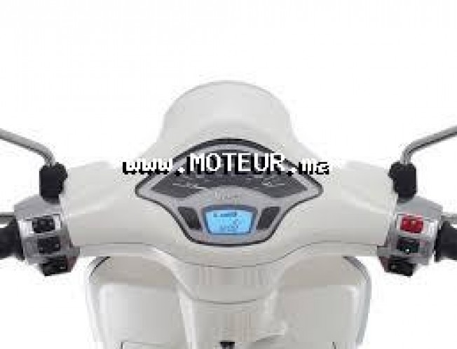 Moto au Maroc VESPA Primavera 50 cc 2t - 130778