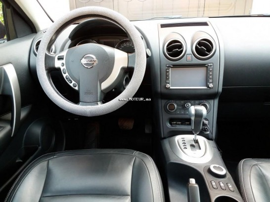 nissan qashqai all mode bva 2012 diesel 107294 occasion marrakech maroc. Black Bedroom Furniture Sets. Home Design Ideas