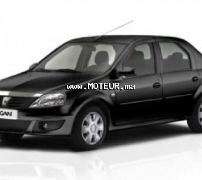 dacia logan mcv 6ch 2010 diesel 38353 occasion rabat maroc. Black Bedroom Furniture Sets. Home Design Ideas