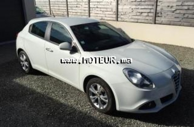 alfa romeo giulietta 2012 diesel 91782 occasion casablanca maroc. Black Bedroom Furniture Sets. Home Design Ideas