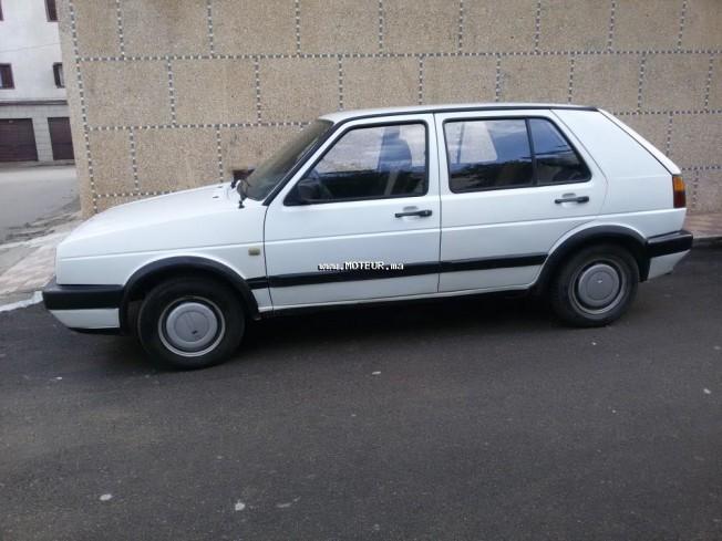 volkswagen golf 2 turbo 1991 diesel 87226 occasion tetouan maroc. Black Bedroom Furniture Sets. Home Design Ideas