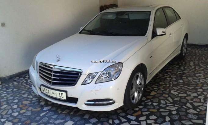سيارة في المغرب مرسيدس بنز كلاسي ي 220 - 79631
