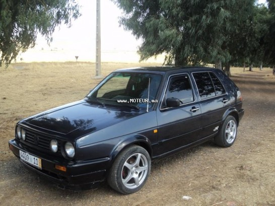 volkswagen golf 2 gti 1 9 1988 diesel 47940 occasion khenifra maroc. Black Bedroom Furniture Sets. Home Design Ideas