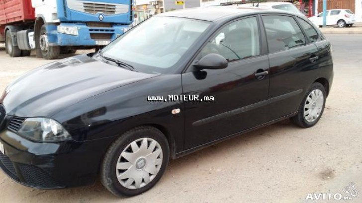 seat ibiza 1 6 2009 diesel 54672 occasion casablanca maroc. Black Bedroom Furniture Sets. Home Design Ideas