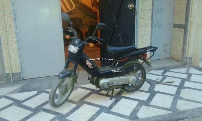 دراجة نارية في المغرب بيجو فوكس - 132454