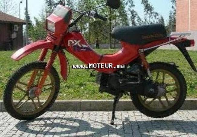 دراجة نارية في المغرب هوندا بكسر 50 - 126291