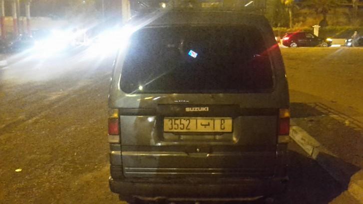 Voiture au Maroc SUZUKI Apv - 113724