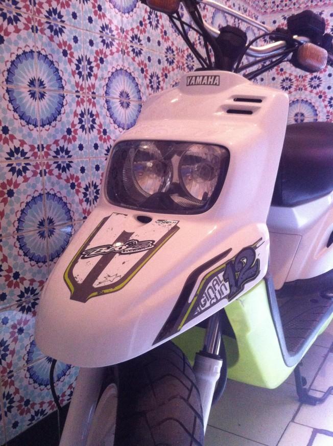 Moto au Maroc MBK Stunt - 133987