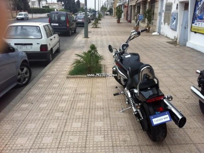 Moto au Maroc HYOSUNG Gv 650 aquila - 128876