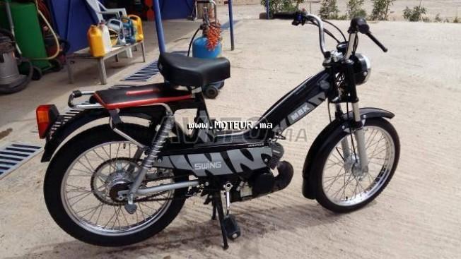 دراجة نارية في المغرب Mbk swing - 133052
