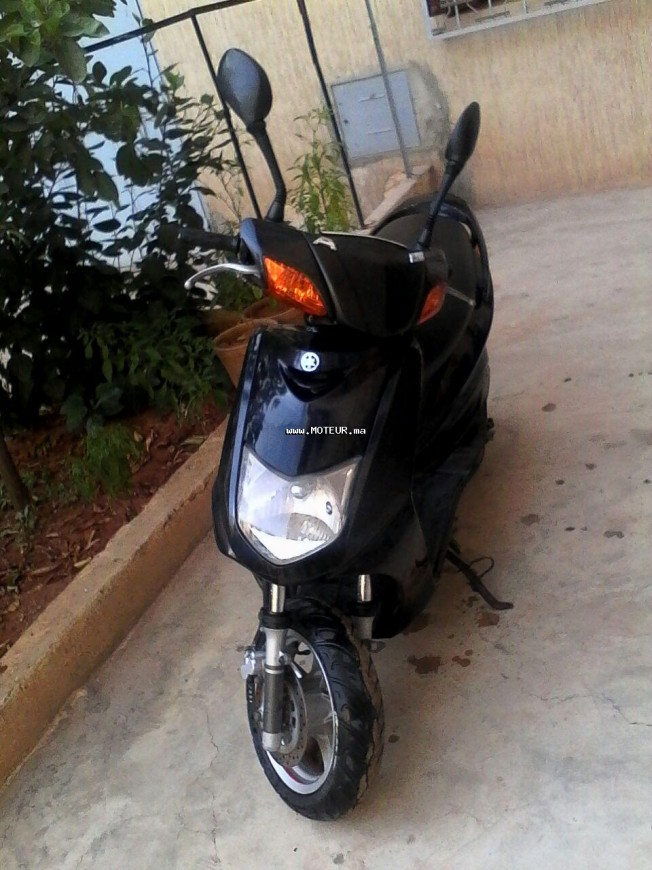 Moto au Maroc YAMAHA Cygnus 125 - 134038