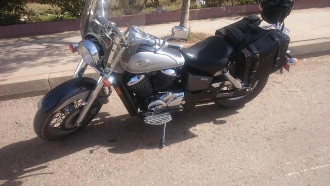 Moto au Maroc HONDA Cb 750 750 - 133893
