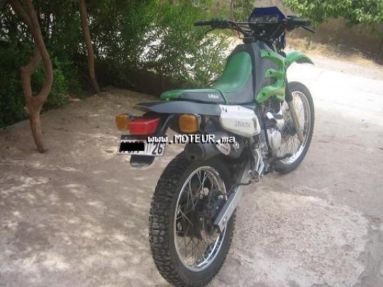 Moto au Maroc LIFAN Lf200 Gy 200 - 124712