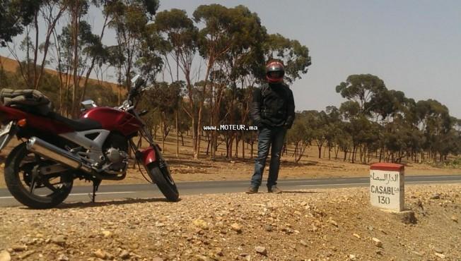 دراجة نارية في المغرب هوندا سبكس Twister cbx 250 - 131990