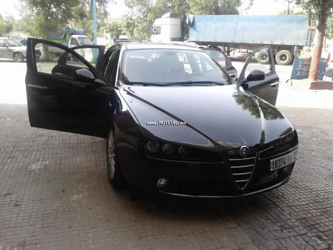 alfa romeo 159 2007 diesel 104026 occasion casablanca maroc. Black Bedroom Furniture Sets. Home Design Ideas