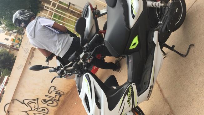 دراجة نارية في المغرب MBK Nitro naked 50 - 134012