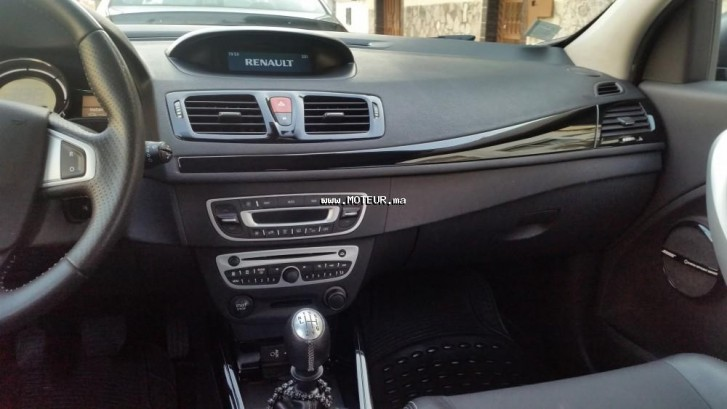 renault megane 1 9 dci 130 chvx 2011 diesel 67349 occasion. Black Bedroom Furniture Sets. Home Design Ideas