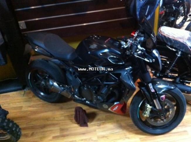 Moto au Maroc MV-AGUSTA Brutale 910r - 131280
