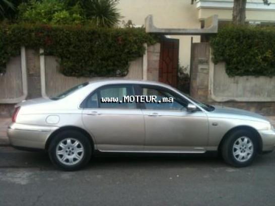 rover 75 2000 diesel 19928 occasion casablanca maroc. Black Bedroom Furniture Sets. Home Design Ideas