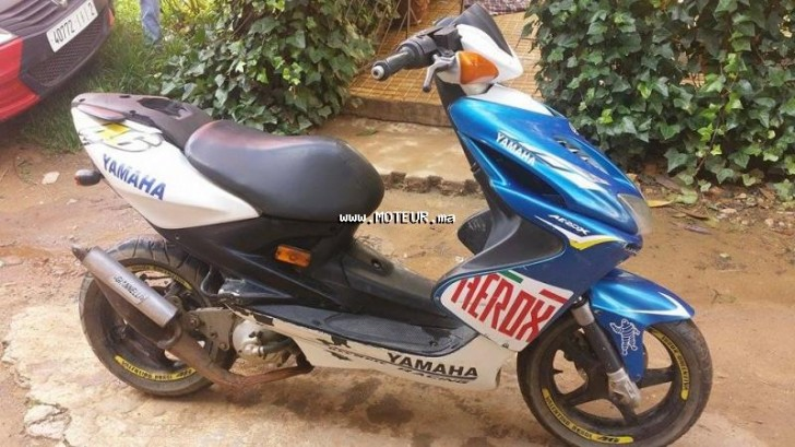 Moto au Maroc MBK Nitro 50 - 131462