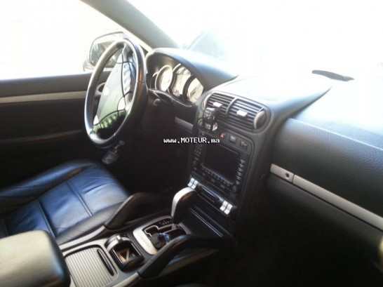 porsche cayenne 2005 essence 39452 occasion casablanca maroc. Black Bedroom Furniture Sets. Home Design Ideas