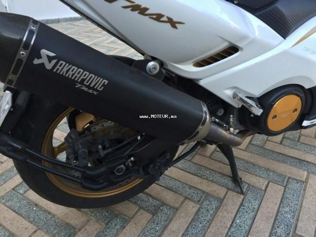 دراجة نارية في المغرب ياماها ت-ماكس - 132427