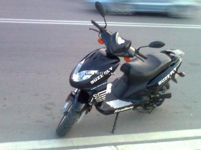 Moto au Maroc BUZZ Fly - 128169