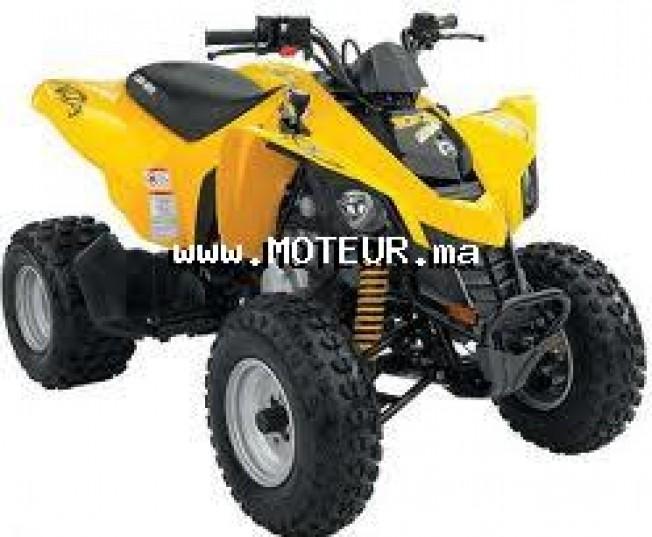 Moto au Maroc CAN-AM Ds 250 250 - 123993