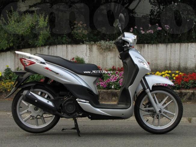 Moto au Maroc SYM Symphony 50 cc - 130822