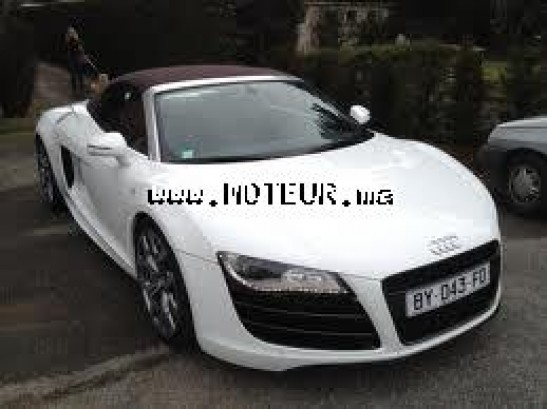 audi r8 2012 diesel 28867 occasion casablanca maroc. Black Bedroom Furniture Sets. Home Design Ideas