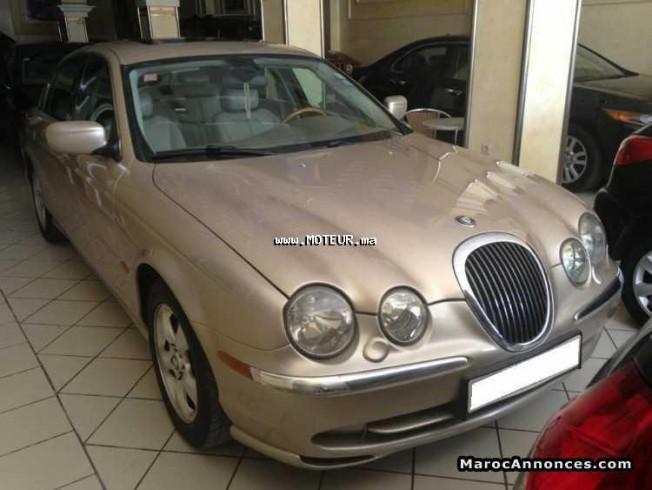 jaguar type s 2000 essence 76811 occasion casablanca maroc. Black Bedroom Furniture Sets. Home Design Ideas