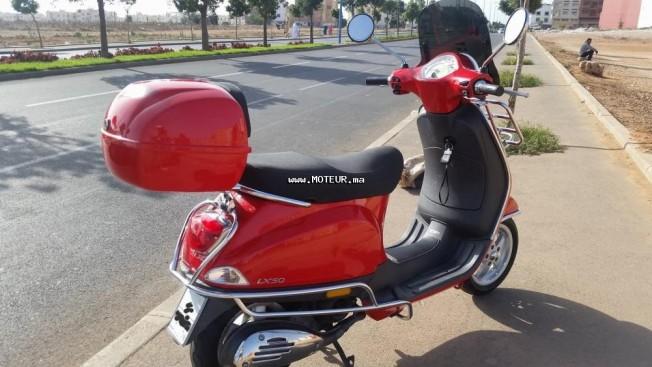 Moto au Maroc VESPA Lx 50 - 133710