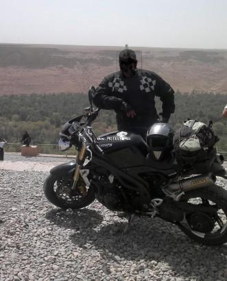 Moto au Maroc TRIUMPH Speed triple 1050 - 127489