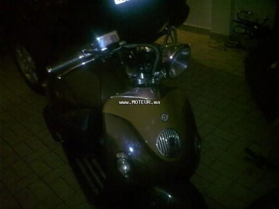 Moto au Maroc LIBERTY Gabana 125 - 129270