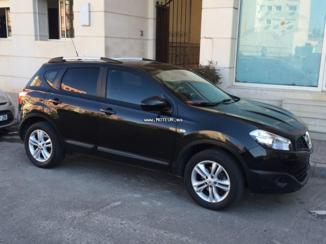 nissan qashqai pure 2011 diesel 92701 occasion marrakech maroc. Black Bedroom Furniture Sets. Home Design Ideas