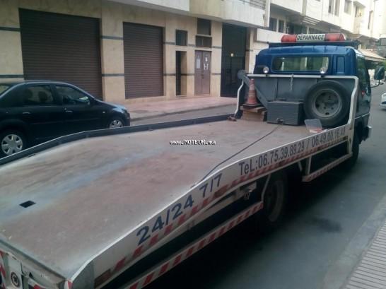 شاحنة في المغرب ميتسوبيتشي اوتري - 123123