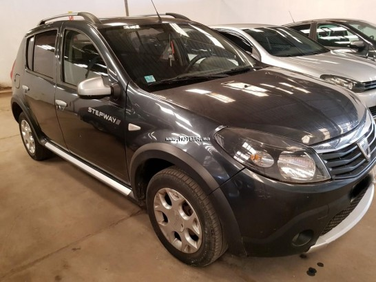 dacia sandero stepway 2011 diesel 106989 occasion. Black Bedroom Furniture Sets. Home Design Ideas