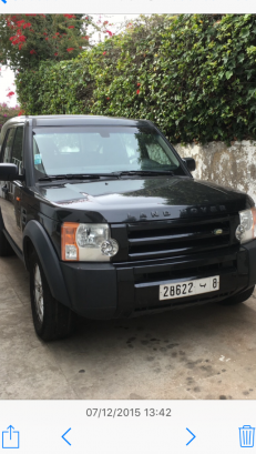 Voiture au Maroc LAND-ROVER Discovery - 90480